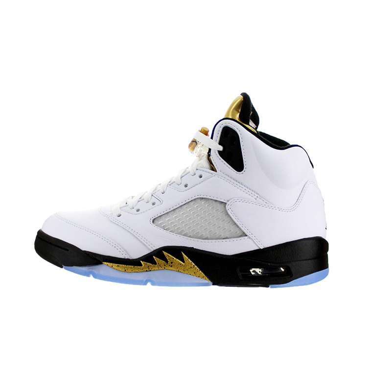 e9c69b041d25 Air Jordan 5 Retro Olympic AJ5 喬5 奧運金牌136027 440888-133