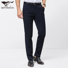 Classic trousers The septwolves 111630401750