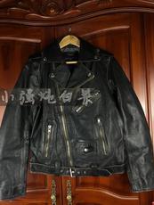 Одежда из кожи Diesel L-Umenirok JACKET