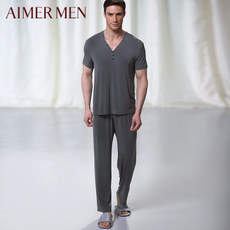 Пижамные штаны Aimer men NS42G62