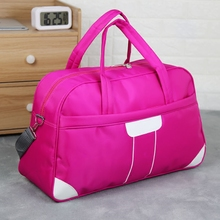 Women's Hand-held Luggage Bag Korean Edition Travel Short-distance, Large Capacity, Portable Clothes Bag Men's Fashion Outdoor Baggage Tide