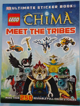 DK���� ���ߚ⹦�����N���� lego chima meet the tribes