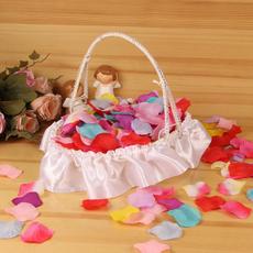 Свадебная корзина под цветы Hi again