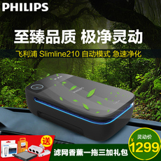 ионизатор Philips Slimline210 PM2.5