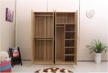 Special offer solid wood wardrobe advice home storage closets