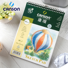 sketchBOOK Canson 100621243 16K/8K 160g 20
