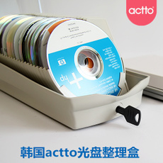 Боксы для CD Actto CD DVD