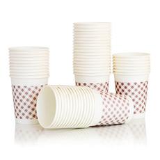 Бумажные стаканчики, Пакеты