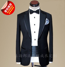 Business suit A chic man Men's