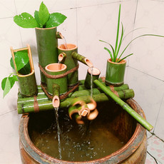 Фонтан декоративный Natural bamboo
