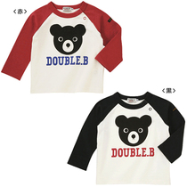 Japanese cotton boys baby Joker cotton t shirt