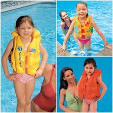 Детский жилет для плавания Intex 58660