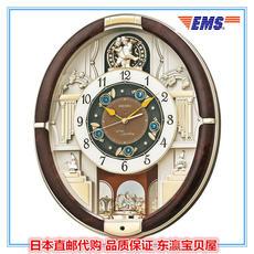 Настенные винтажные часы