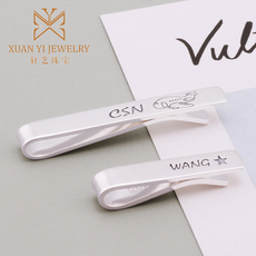 Зажим для галстука Xuan jewellery art