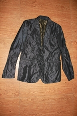 Пиджак, Костюм Diesel Black Sheen Blazer