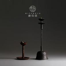 Подсвечник Фэн Ци старая лампа свеча