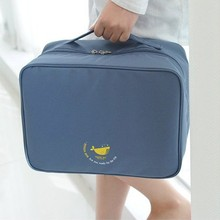 Travel Clothes Receiving Bag For Business, Large Capacity Bag Can be Pulled into Pole Box, Travel Layered Bag and Handbag