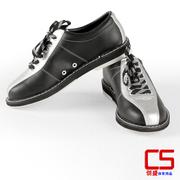 Chong Sheng Sporting Goods 2014 debiut unisex buty do gry w kręgle CS-01-18