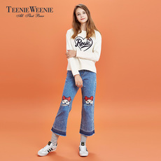Jeans for women Teenie Weenie tttj64c83a