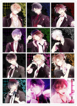 �����N��PET�Ӻ����ˮ�����NDIABOLIK LOVERS ħ����� �ڶ���