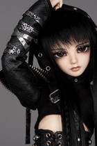 MiniFee SD LUTs bjd doll FL1 4bjd baby boys (Elf Assassin) new baby