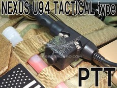 Рация Z.Tactical Z113 U94 PTT