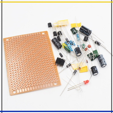Mixed electronic components learn knowledge, measurement elements, electronic components, bulk bags, DIY engineers, experimental students