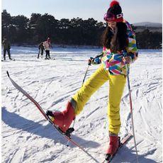 Лыжный брючный костюм Sharp rocks