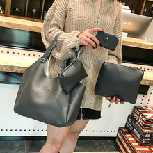 Big bag new women's bag trend in autumn and winter 2018