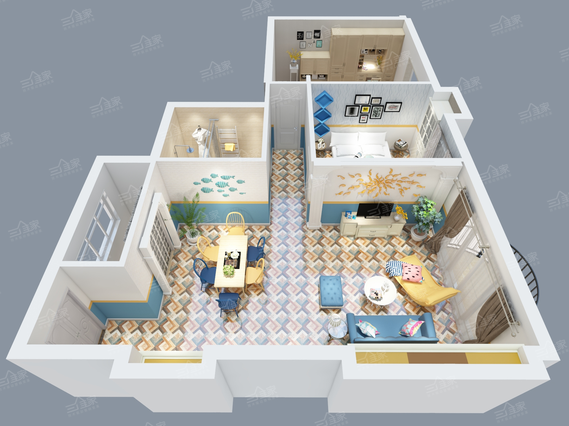 家具3d绘图软件_家具3d绘图软件