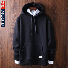 Full Zip Hooded Sweatshirt MU/autumn 111008
