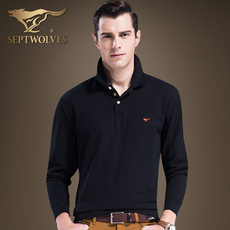 T-shirt The septwolves ls111c50601350 POLO