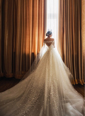 Wedding dress hs160038 2016