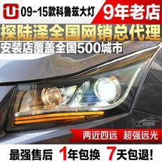 лампа Research on Lu Ze headlights