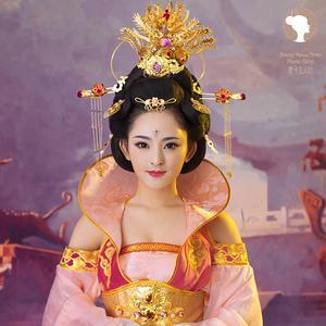 盘子女人坊古装艺术照团购个人写真摄影闺蜜照深圳中国风婚纱摄影个人写真