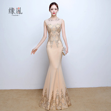 Evening dress Margin of Yin yy/034