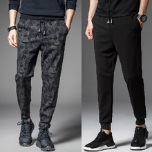 Camouflage autumn and winter new slim casual pants