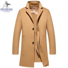 Пальто мужское Huajiass 025