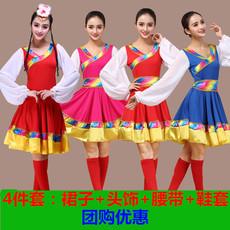 костюм для тибетских