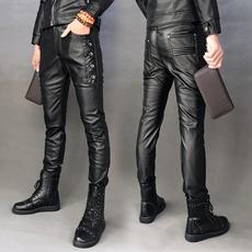Кожаные брюки Others kl3165/5633 2017 PU
