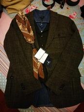Jacket costume