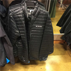 Men's down jacket Columbia