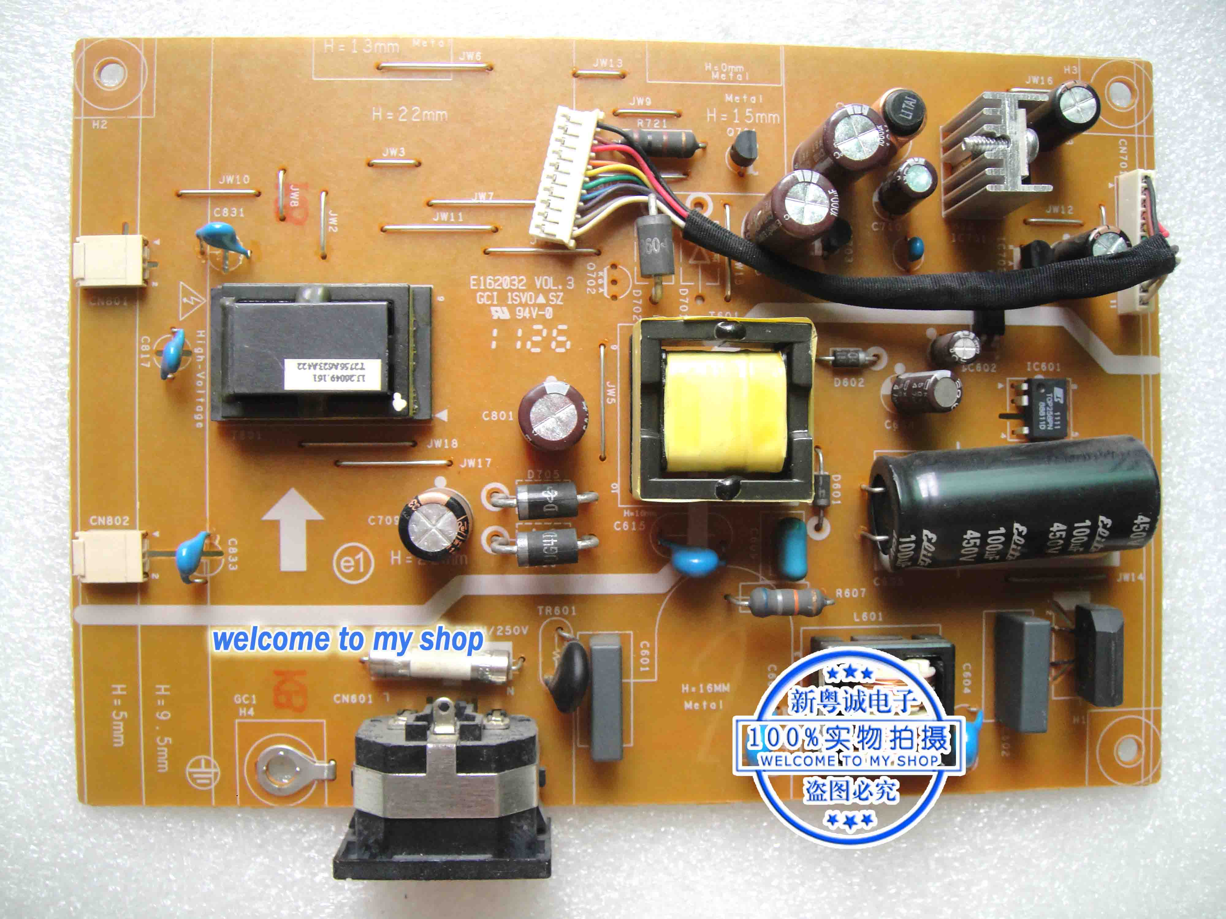 Benq Lcd G922hd Main Power Supply Schematic Diagram Electro Help