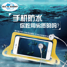 Чехол Sea to Summit actpuiphone5bk 6plus