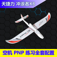Самолет на дистанционном управление Jieli X8