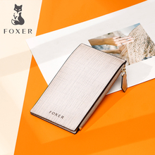 Golden Fox, lady leather lady, brief Wallet