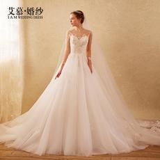 Свадебное платье IAM bride 16119 2016