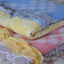 Textile special gauze cotton towels in the spring quilt cover bed tick 150*210CM