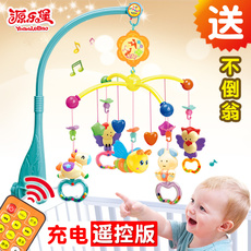 Cot mobiles, hanging toys Source Le