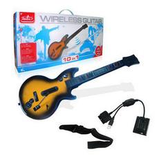 Guitar Hero Wiiwiuwillps3ps2 10-один беспроводной гитары